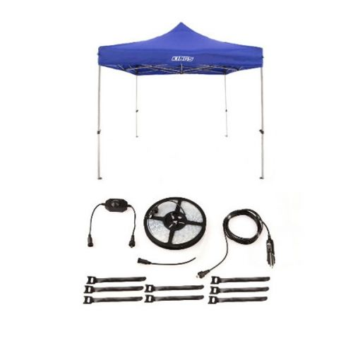 Adventure Kings - Gazebo 3m x 3m + Illuminator 4m MAX LED Strip Light