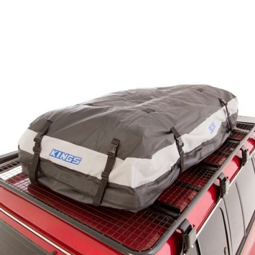 Premium Waterproof Roof Top Bag - Heavy Duty PVC | Adventure Kings