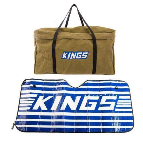 BBQ Canvas Bag + Sunshade