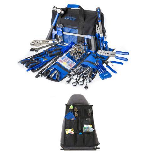 Big Daddy Bush Mechanic Toolkit + Car Seat Organiser