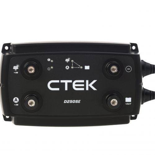 CTEK D250SE DC/DC 20A Dual Battery System