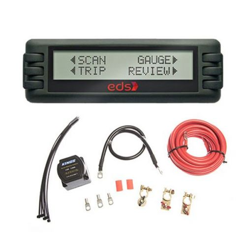 Adventure Kings Dual Battery System + Engine Data Scan Computer