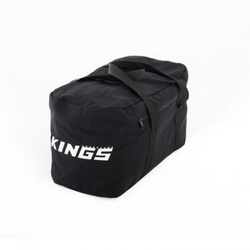 Kings Heavy-Duty Duffle Bag | 40L Capacity | Ultra-Strong Cotton Canvas