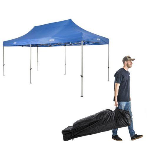 Adventure Kings - Gazebo 6m x 3m + 6x3m Wheeled Gazebo Bag