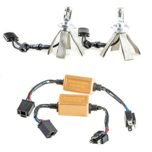 LED Headlight Kit Suitable for Ford Ranger - PXI - 2014 to 2015