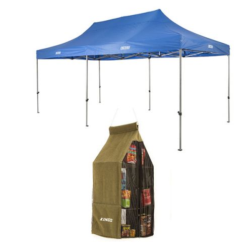 Adventure Kings - Gazebo 6m x 3m + Hanging Pantry