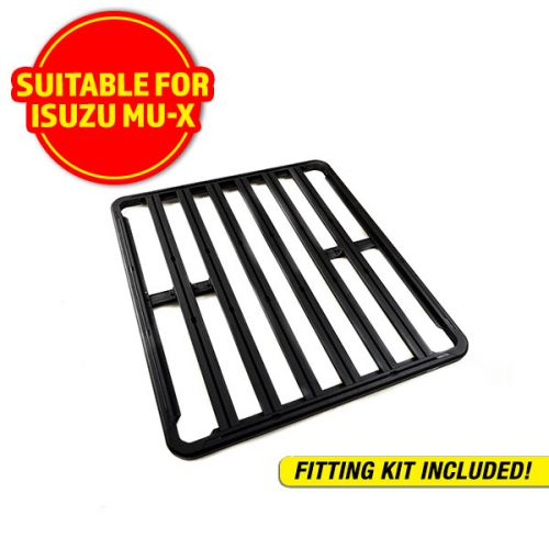 Adventure Kings Aluminium Platform Roof Rack Suitable for Isuzu MU-X 2017+