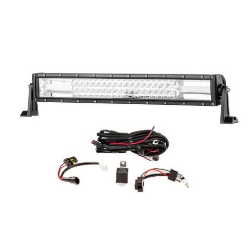 "Kings 22"" Deluxe Lightbar + Harness 