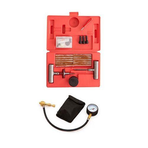 Kwiky Tyre Deflator + Tyre Repair Kit
