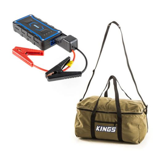 Adventure Kings Jump Starter + Canvas Travel Bag