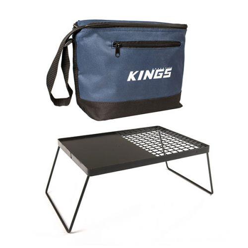 Adventure Kings Essential BBQ Plate + Cooler Bag