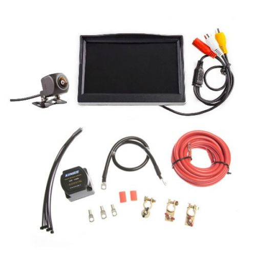 """Adventure Kings Reverse Camera Kit with 5"""" Screen + Dual Battery System"""