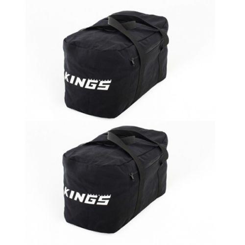 2 x Adventure Kings 40L Duffle Bag