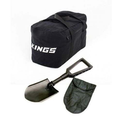Recovery Folding Shovel + 40L Duffle Bag