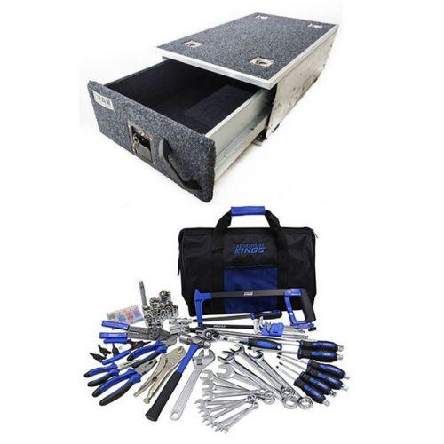 Titan Single Drawer 900mm + Ultimate Bush Mechanic Tool Kit