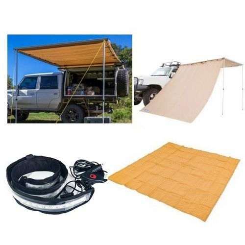 Supa Awning Starter Pack with 2x3m Awning