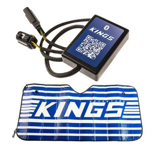 Adventure Kings Throttle Controller + Sunshade