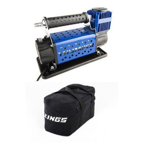 Thumper Air Compressor MkIII + Heavy-Duty Duffle Bag