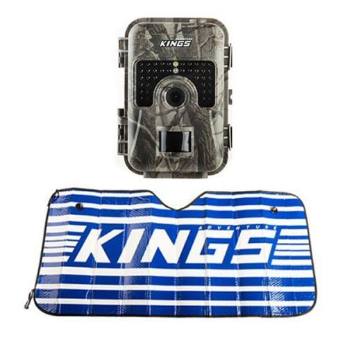 Adventure Kings Trail/Game Camera + Sunshade