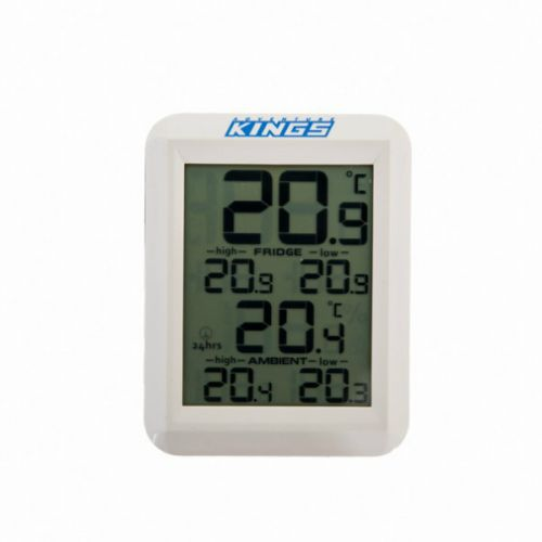 Wireless Camping Fridge Thermometer | 30m Range | Works w/ Any Brand Fridge | Adventure Kings