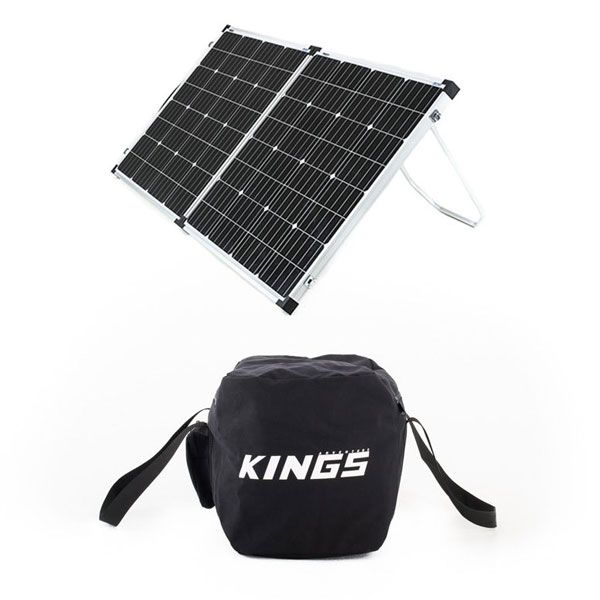 Adventure Kings 160w Solar Panel +  40L Duffle Bag