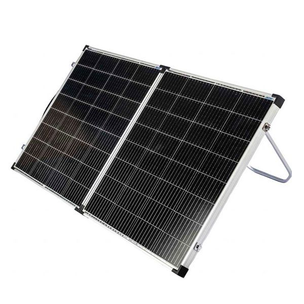Kings Premium 160w Solar Panel with MPPT Regulator | Massive 12.8amp Output | 99% Efficiency