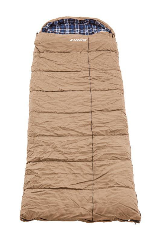Premium Winter/Summer Sleeping Bag -5°C to +5°C - Right Zipper | Adventure Kings