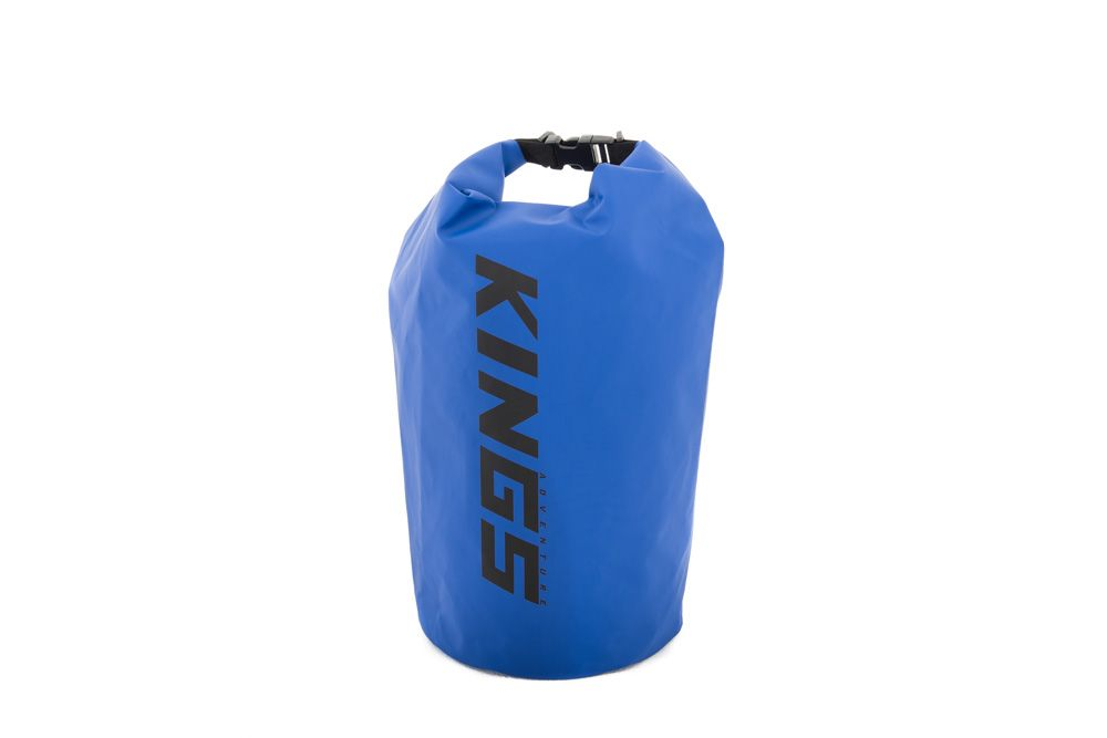 Kings 15L Waterproof Dry Bag | 100% Water-tight | 500D Polyester | Shoulder Strap