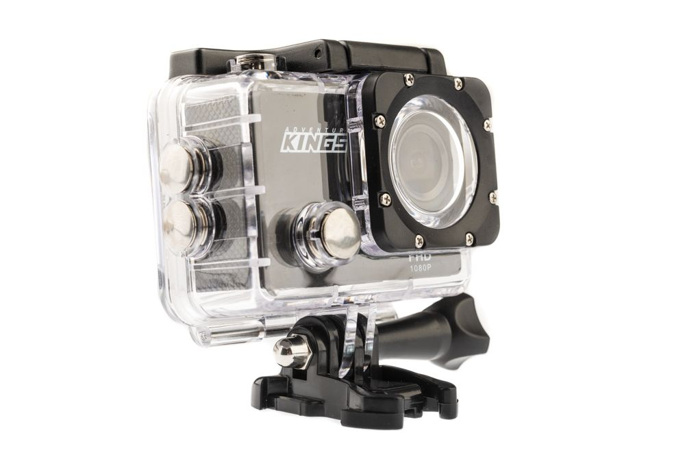 "Adventure Kings Action Camera | 1080P Full HD | 2"" Screen 
