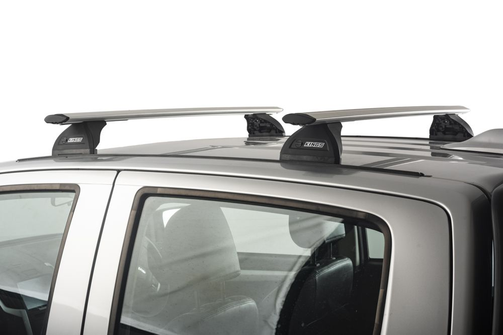 Adventure Kings Track Mount Rack - Suitable for Hilux Dual Cab 2015+
