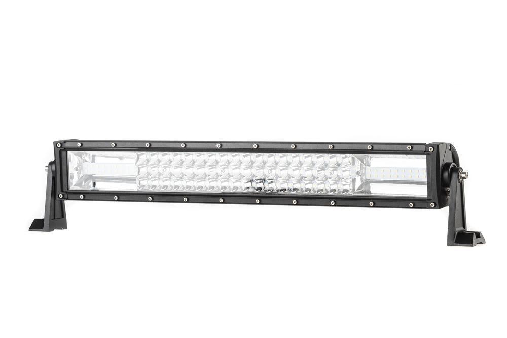 "Kings Domin8r 22"" LED Light Bar | 5,254 Lumens | 1 Lux at 184m | IP68 Waterproof"