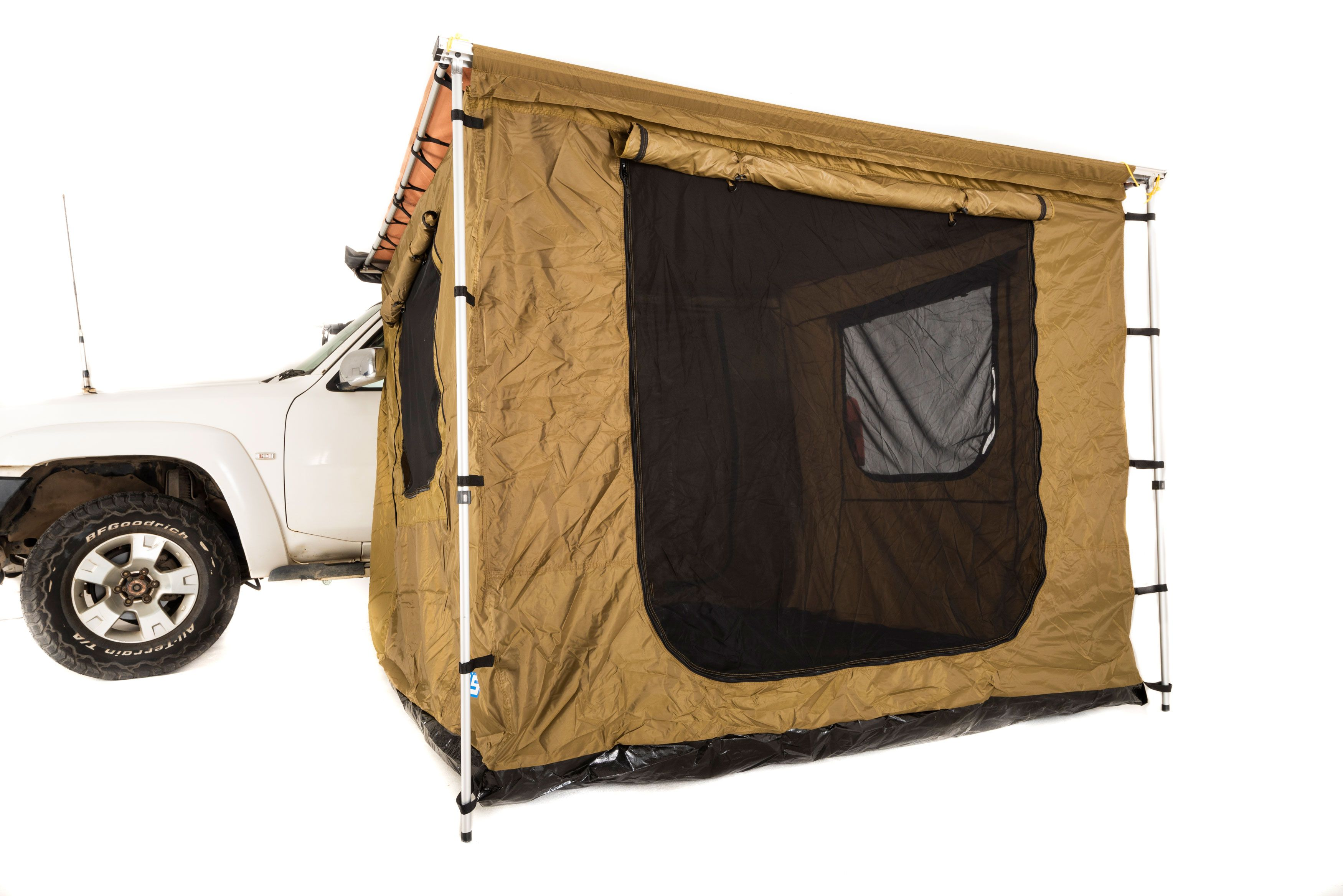 Adventure Kings 2.5 x 2.5m OR 2 x 3m Awning Tent