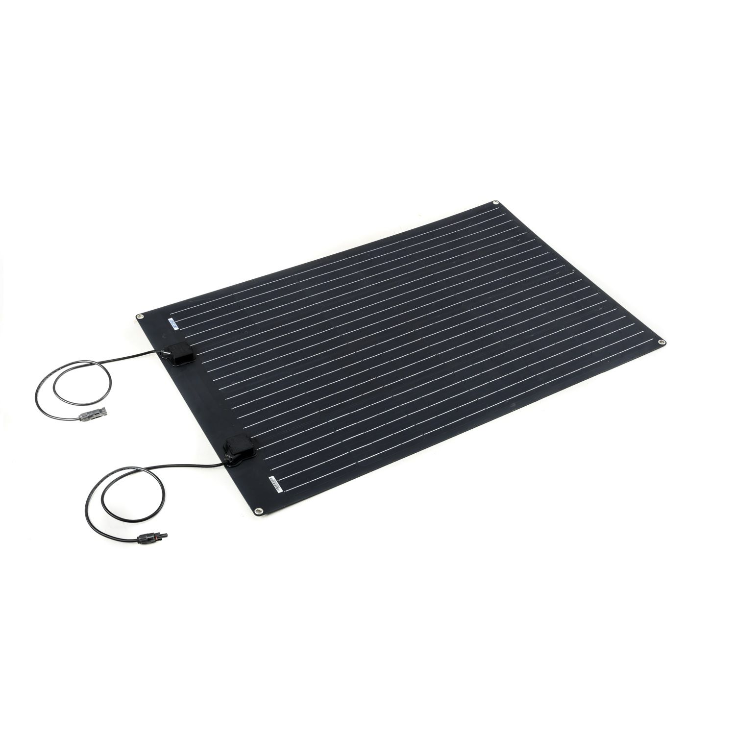 Kings 110W Semi-Flexible Solar Panel | PET construction | Monocrystalline Cells | IP67 Rated
