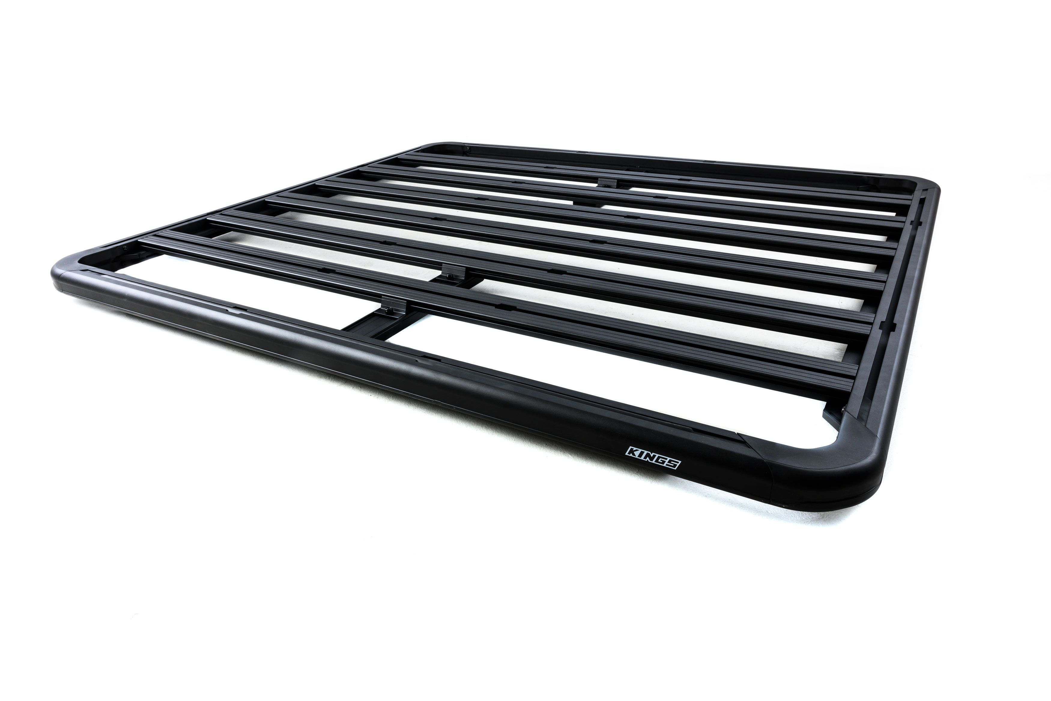 Adventure Kings Aluminium Platform Roof Rack Suitable for Nissan Navara NP300 D23 Dual-Cab 2015+