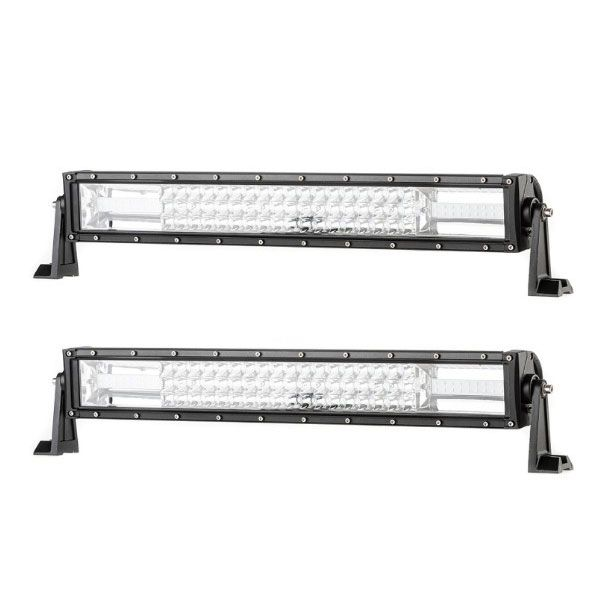 "2x Adventure Kings Domin8r 22"" LED Light Bar"