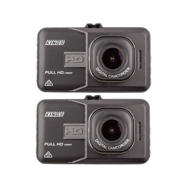 2x Adventure Kings Dash Camera
