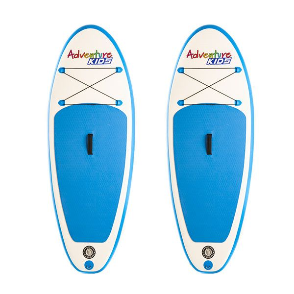 2x Kids Inflatable Stand-Up Paddle Board