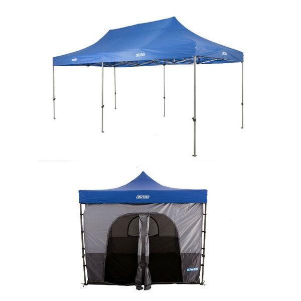 Adventure Kings - Gazebo 6m x 3m + Gazebo Tent