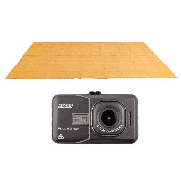 Adventure Kings - Mesh Flooring 5m x 2.5m + Adventure Kings Dash Camera