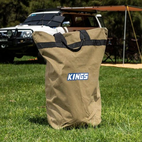 Kings Doona/Pillow 400GSM Canvas Bag | Storage | Organisation | Heavy-duty