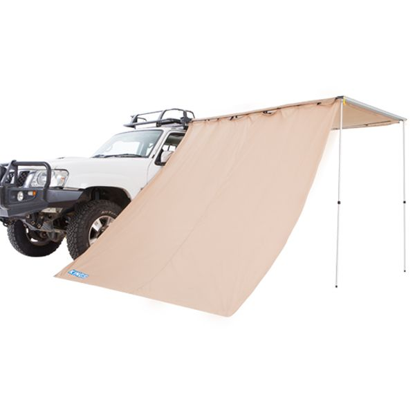 Adventure Kings Awning Side Wall | Waterproof | Fits 2x2.5m, 2.5x2.5m & 2x3m Awnings