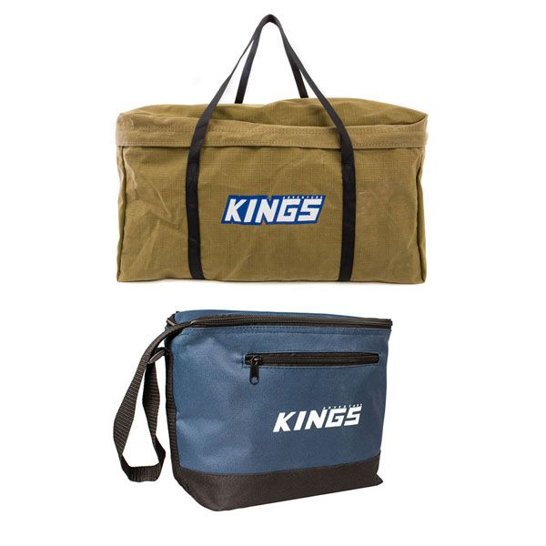BBQ Canvas Bag + Adventure Kings Cooler Bag