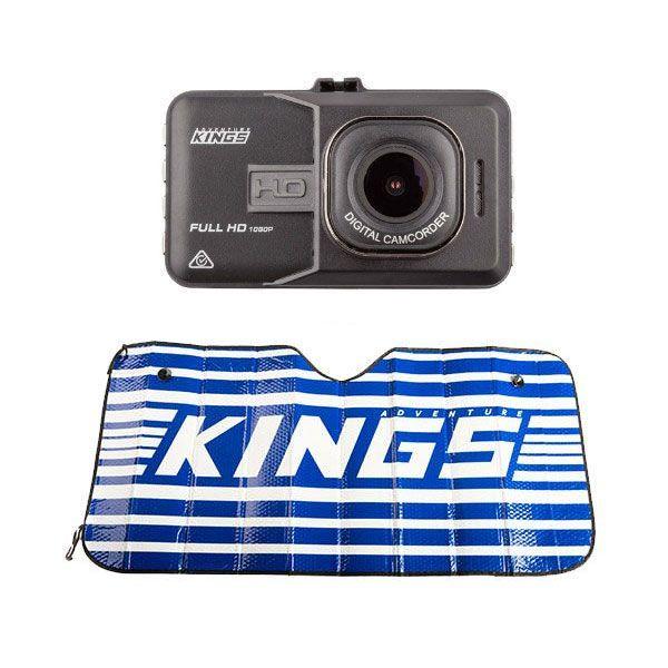 Adventure Kings Dash Camera + Sunshade