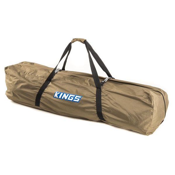 Double Swag Storage Bag | Heavy-Duty Polyester Material | Water/Dust Resistant | Fits Big Daddy Double Swag