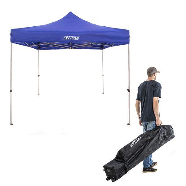 Adventure Kings - Gazebo 3m x 3m + 3x3m Wheeled Gazebo Bag
