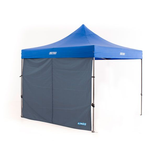 Kings Gazebo Side Wall | 3x3m | Waterproof | Fits Most Gazebos