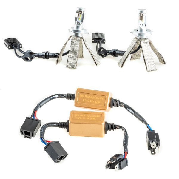 LED Headlight Kit Suitable For Mazda BT-50 - UP - 2014 to 2015