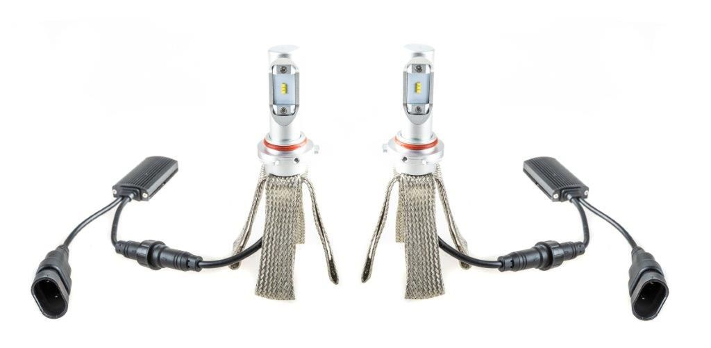 LED Headlight Kit Suitable for Holden Colorado - RC All - 2008 to 2012
