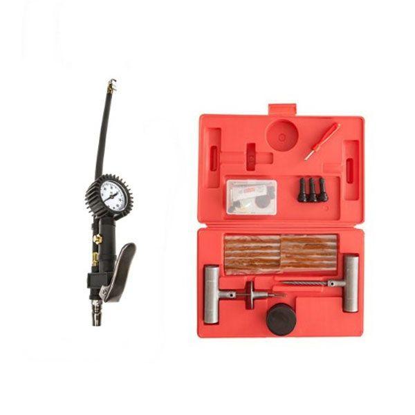 Kings 3in1 Ultimate Air Tool + Hercules Tyre Repair Kit