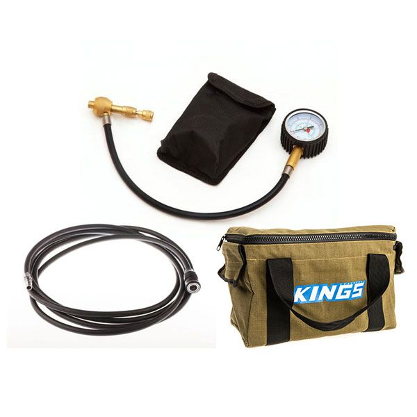 Thumper Air Hose Extension 4m + Canvas Thumper Bag + Kwiky Tyre Deflator